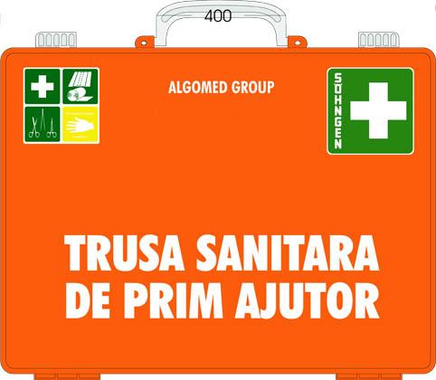 Trusa sanitara de prim ajutor tip SN-CD