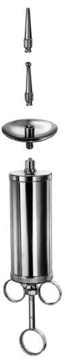 Seringa spalaturi auriculare-150 Raydent Instruments