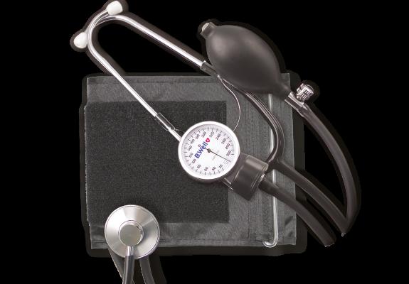 Tensiometru mecanic cu stetoscop B.Well WM62S