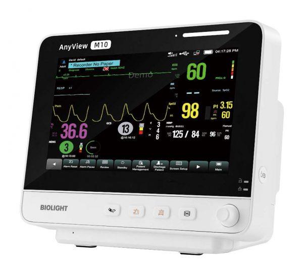 Monitor pacienti Biolight M10