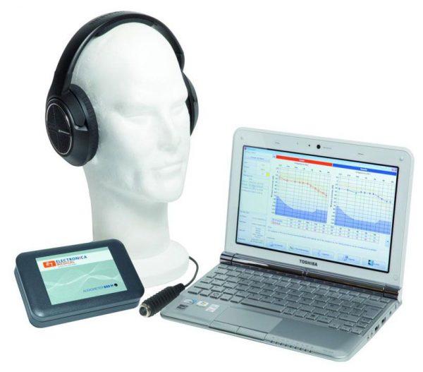 Audiometru PC EM 600M