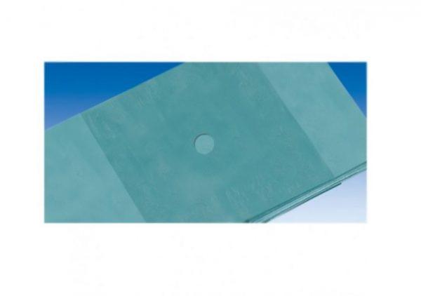 Campuri chirurgicale cu orificiu reglabil, autoadeziv Foliodrape Protect