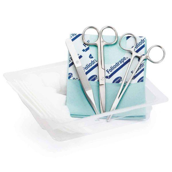 Foliodrape combiset sutura plagi mici