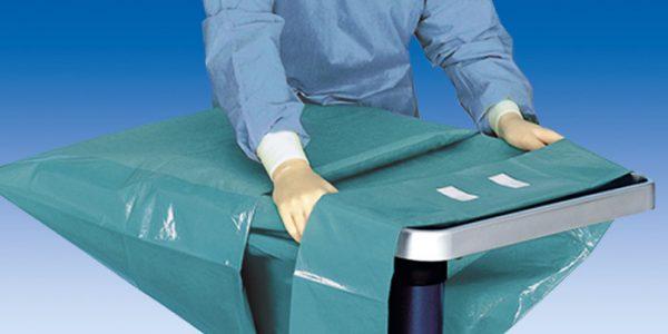 Camp chirurgical pentru masa de instrumente FOLIODRAPE Protect