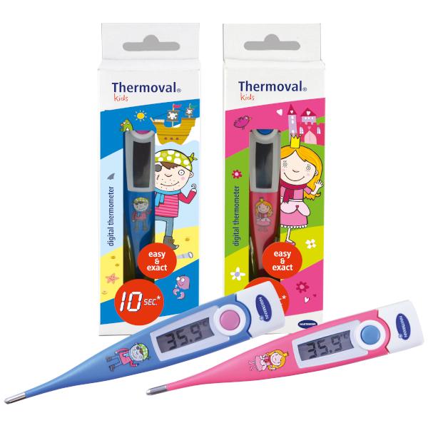 Termometru digital pentru copii Thermoval Kids
