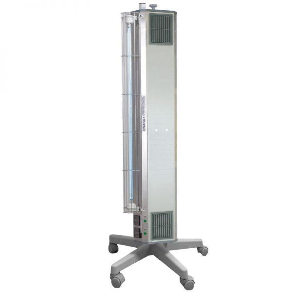 Lampa germicida cu utilizare in prezenta personalului NBVE 60P