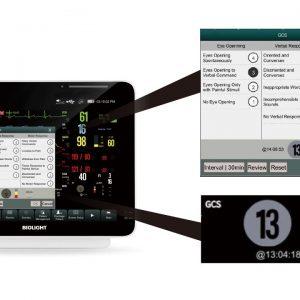 Monitor functii vitale Biolight S12