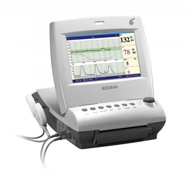 Monitor Fetal Edan F6