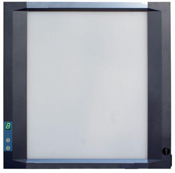Negatoscop slim LED simplu