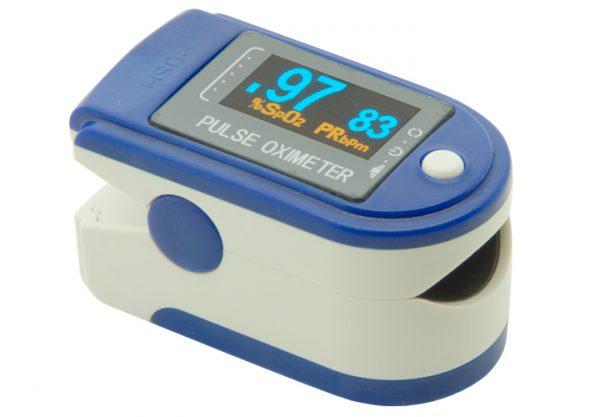 Pulsoximetru deget Contec CMS 50D