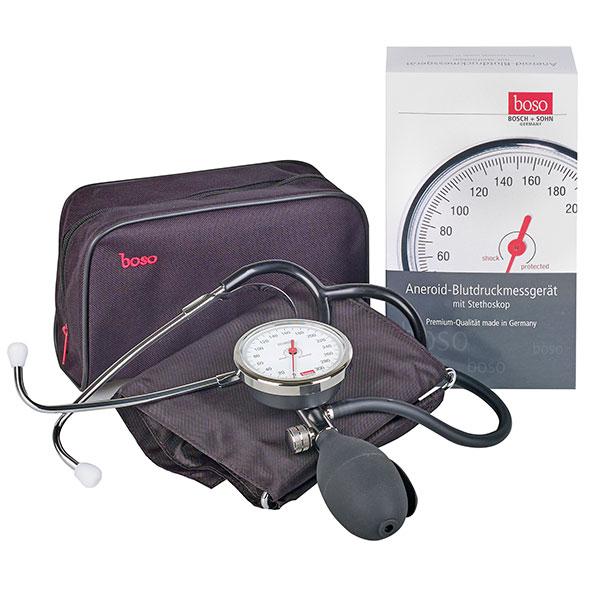 Tensiometru manual cu stetoscop Boso Med I