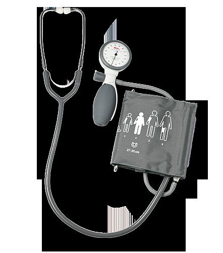 Tensiometru cu manometru si stetoscop Erka Switch 2.0 Homecare